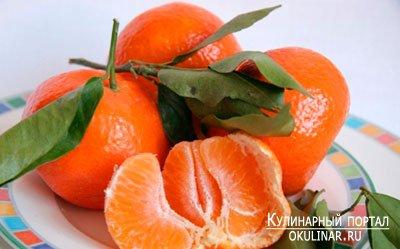 Говядина в мандариновом соусе – кулинарный рецепт