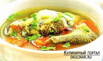Готовим Уха по-украински рецепт с фото